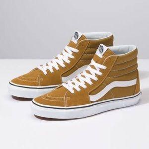 Brand New Sk8-Hi Vans Sneakers